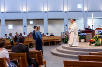 First Communion 05/25/14 Mass